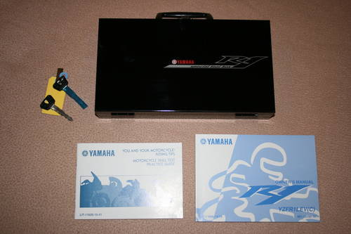 2006 Yamaha YZF R1 LE 50th anniversary BRAND NEW 0miles For Sale (picture 6 of 6)