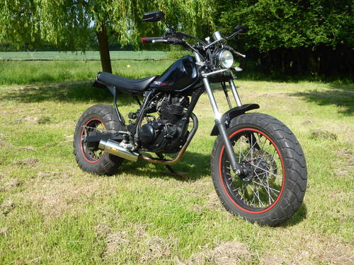 2006 Rare Yamaha TW225 Custom, low Mileage. SOLD (picture 5 of 6)