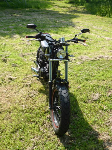 2006 Rare Yamaha TW225 Custom, low Mileage. SOLD (picture 6 of 6)