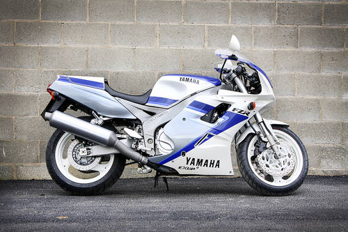 1991 Yamaha FZR 1000 **SOLD** For Sale (picture 1 of 6)
