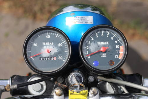 Yamaha RD60 RD 60 1973 just 3,193 miles 100% standard & unto SOLD (picture 5 of 6)