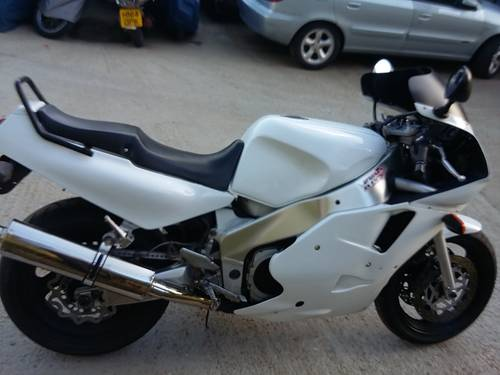 Yamaha FZR Genesis Ex Up 1991 For Sale (picture 4 of 6)