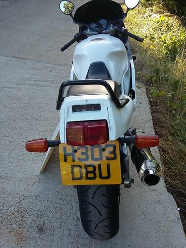 Yamaha FZR Genesis Ex Up 1991 For Sale (picture 5 of 6)