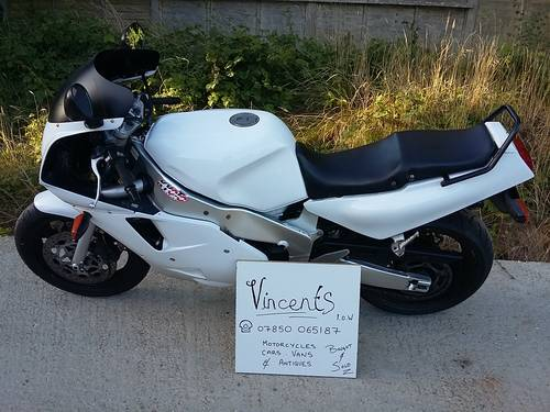Yamaha FZR Genesis Ex Up 1991 For Sale (picture 6 of 6)