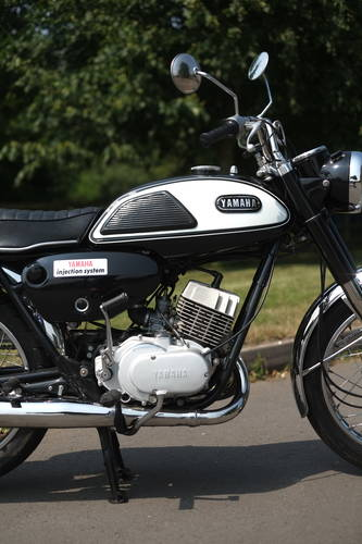 Yamaha YR1 R 1 R1 Y R 1 1968 STUNNING Restoration, best in c SOLD (picture 3 of 6)