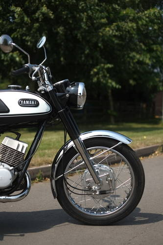 Yamaha YR1 R 1 R1 Y R 1 1968 STUNNING Restoration, best in c SOLD (picture 4 of 6)