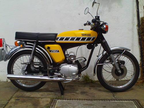 1976 YAMAHA FSIE DX SOLD (picture 1 of 6)
