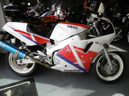 1997 Yamaha 1000FZR exup very original SOLD (picture 1 of 6)