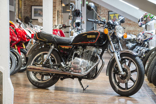 1980 Yamaha XS250 Stunning Low Mileage For Sale (picture 1 of 6)