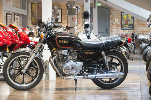 1980 Yamaha XS250 Stunning Low Mileage For Sale (picture 5 of 6)