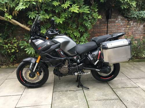 2016 Yamaha XT1200ZE Super Tenere, 1 Owner, FSH, Immaculate SOLD (picture 2 of 6)