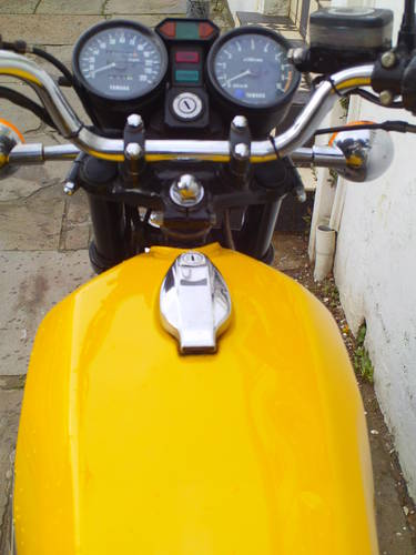 1980 YAMAHA RD250 F SOLD (picture 5 of 5)