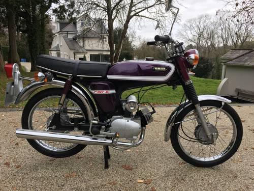 Fs1e 1973 Uk bike restored SOLD (picture 2 of 6)