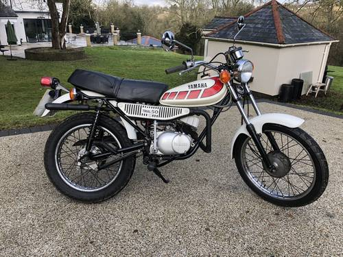 1977 TY50M Original and excellent SOLD (picture 1 of 6)