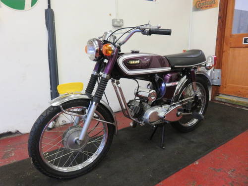 1974 YAMAHA FS1 SS FS1E (CREDIT CARDS ACCEPTED) SOLD (picture 1 of 6)