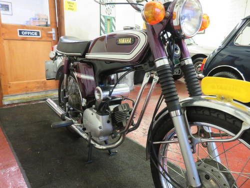 1974 YAMAHA FS1 SS FS1E (CREDIT CARDS ACCEPTED) SOLD (picture 3 of 6)