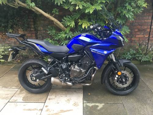 2016 Yamaha MT07 Tracer ABS, Immaculate SOLD (picture 1 of 6)