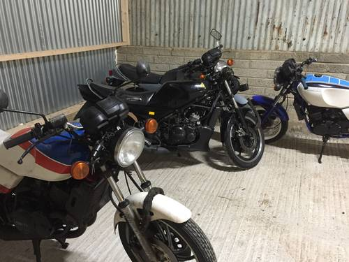 Yamaha RD350LC and Rd350 ypvs 31k N1 For Sale (picture 5 of 6)