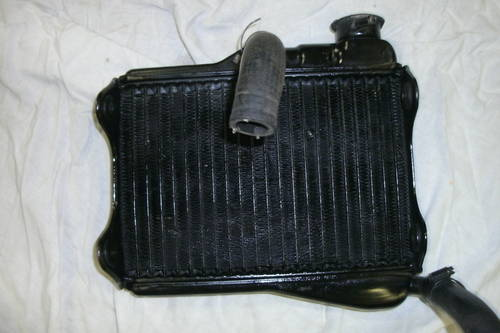 1981 radiator For Sale (picture 1 of 2)