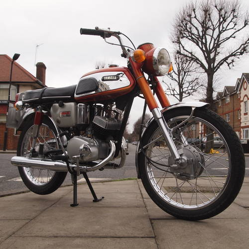 1969 AS1 125 Genuine UK Model. SOLD (picture 2 of 6)