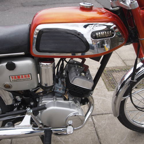 1969 AS1 125 Genuine UK Model. SOLD (picture 5 of 6)