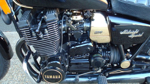 Yamaha XS1100 LH MIDNIGHT SPECIAL 1981-W **7300 MILES** SOLD (picture 4 of 6)