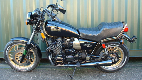 Yamaha XS1100 LH MIDNIGHT SPECIAL 1981-W **7300 MILES** SOLD (picture 5 of 6)