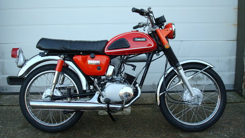 Yamaha HS-1 90cc 1970-H ***6831 MILES*** SOLD (picture 1 of 6)