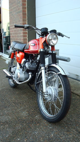 Yamaha HS-1 90cc 1970-H ***6831 MILES*** SOLD (picture 2 of 6)