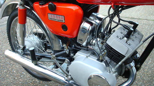 Yamaha HS-1 90cc 1970-H ***6831 MILES*** SOLD (picture 3 of 6)