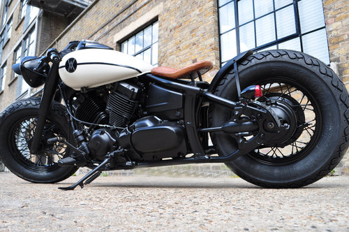 1997 AutoVero Bobber based on XVS650 - in build For Sale (picture 2 of 6)