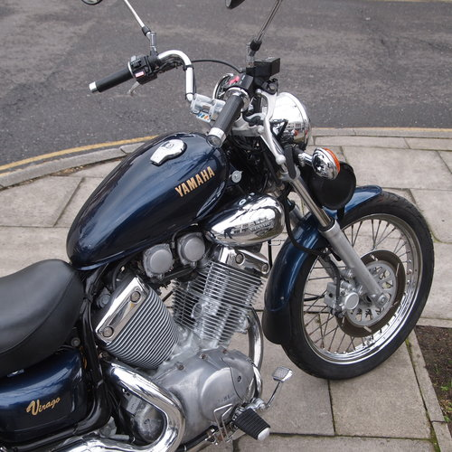 XV535 Virago Custom SOLD TO BRUCE. SOLD (picture 4 of 6)