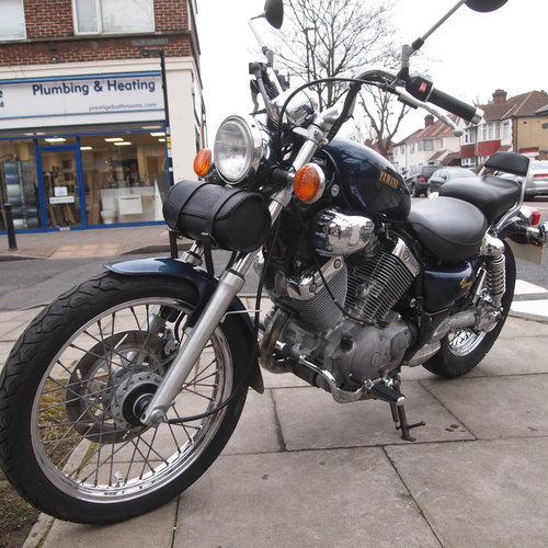 XV535 Virago Custom SOLD TO BRUCE. SOLD (picture 6 of 6)