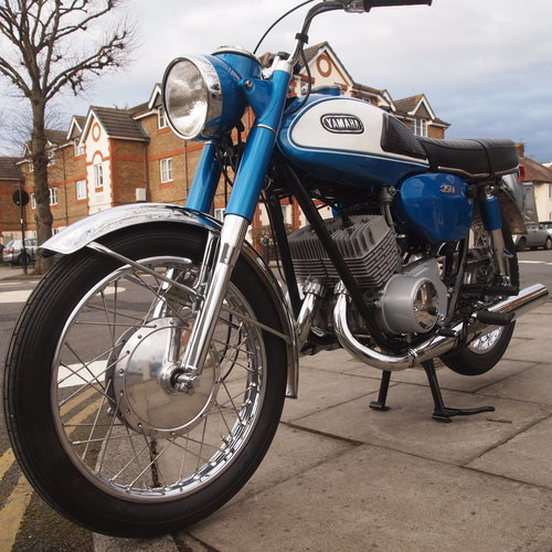 1968 Very Rare YR1 350cc Two Stroke. RESERVED FOR RUSSELL SOLD (picture 1 of 6)