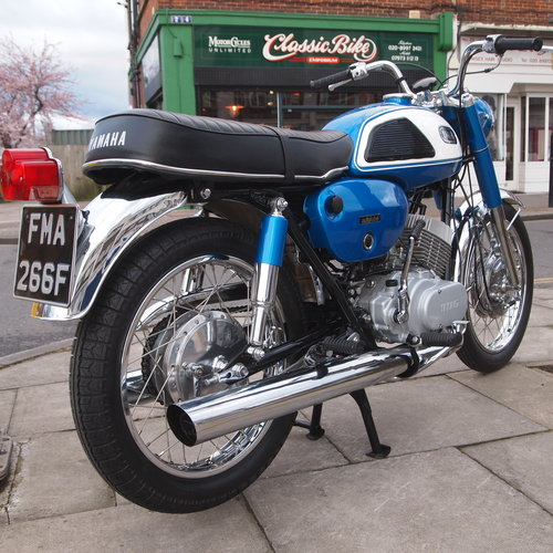 1968 Very Rare YR1 350cc Two Stroke. RESERVED FOR RUSSELL SOLD (picture 2 of 6)