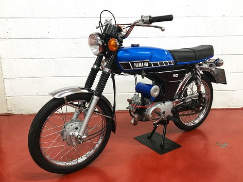 1978 Yamaha FS1-EA - Lovely Bike For Sale (picture 1 of 6)