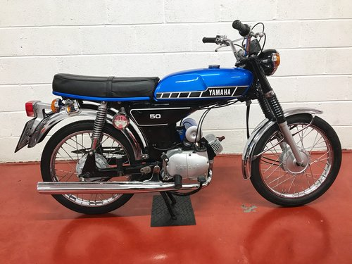 1978 Yamaha FS1-EA - Lovely Bike For Sale (picture 2 of 6)