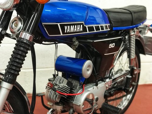 1978 Yamaha FS1-EA - Lovely Bike For Sale (picture 3 of 6)
