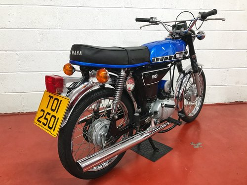 1978 Yamaha FS1-EA - Lovely Bike For Sale (picture 5 of 6)