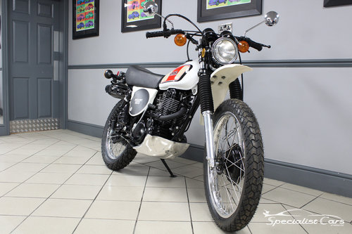 1977 Yamaha XT500 - Concours Standards For Sale (picture 1 of 6)