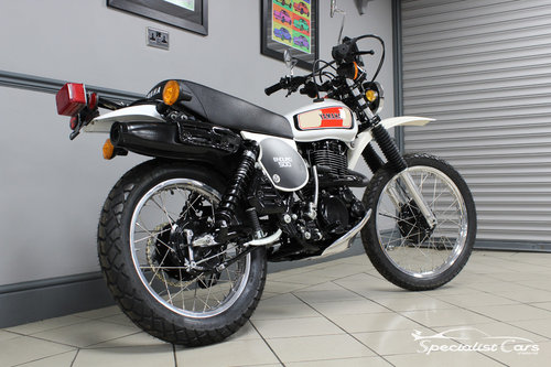 1977 Yamaha XT500 - Concours Standards For Sale (picture 2 of 6)