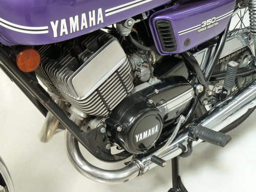 1975 Yamaha RD 350 For Sale (picture 3 of 6)