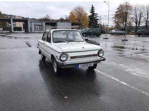 ZAZ Sapo 968Mgood looking all original new MOT/tuv