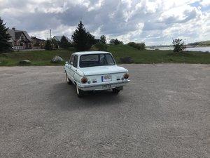 Zaz Sapo Zaporozhets 968A. 1974y, 40hp. 1.2L .