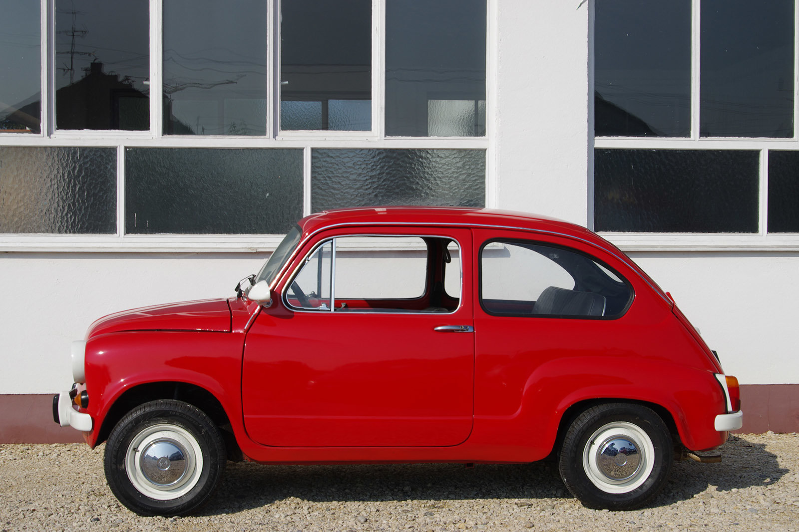 1983 Zastava 750 partially restored - German registration For Sale (picture 1 of 6)