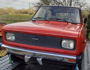 1988 Zastava 1100 GTL55