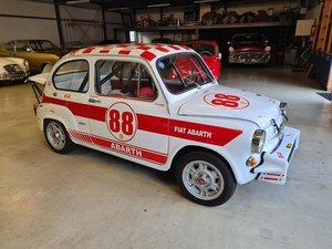 Picture of ZASTAVA 750 ABARTH RECREATION 1978  8900 EURO For Sale