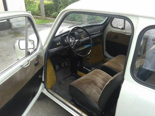 1978 Zastava 750 SC (fully restored