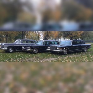1980 For sale ZIL-114, ZIL-115, ZIL-111a For Sale
