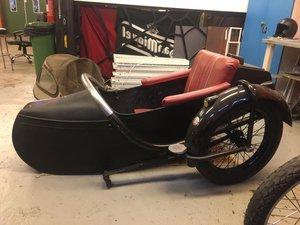 1940 FELBER sidecar  For Sale
